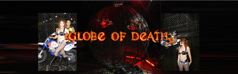 Urias Family Globe of Death